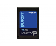 Patriot 120GB 2,5'' BURST SATA SSD  - 381508 - zdjęcie 1