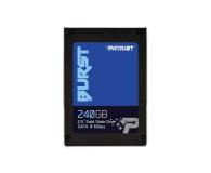 """Patriot 240GB 2,5"""" SATA SSD BURST - 381505 - zdjęcie 1"""