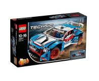 LEGO Technic Niebieska wyścigówka - 395195 - zdjęcie 1