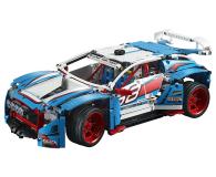 LEGO Technic Niebieska wyścigówka - 395195 - zdjęcie 2