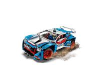LEGO Technic Niebieska wyścigówka - 395195 - zdjęcie 3