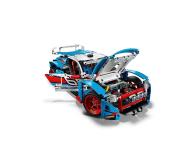 LEGO Technic Niebieska wyścigówka - 395195 - zdjęcie 4