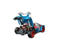 LEGO Technic Niebieska wyścigówka - 395195 - zdjęcie 5
