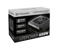 Thermaltake Litepower II Black 650W  - 402018 - zdjęcie 5