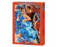 Castorland Dance in the Turquoise Tones - 403178 - zdjęcie 1
