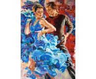 Castorland Dance in the Turquoise Tones - 403178 - zdjęcie 2