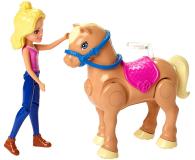 Barbie On The Go Zestaw Wyścig Kucyków z lalką  - 404578 - zdjęcie 4