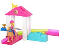Barbie On The Go Zestaw Wyścig Kucyków z lalką  - 404578 - zdjęcie 1