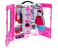 Barbie Fashionistas Szafa Walizeczka z akcesoriami - 404573 - zdjęcie 2
