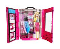 Barbie Fashionistas Szafa Walizeczka z akcesoriami - 404573 - zdjęcie 3