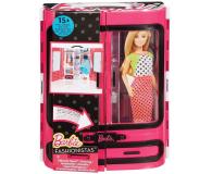 Barbie Fashionistas Szafa Walizeczka z akcesoriami - 404573 - zdjęcie 4