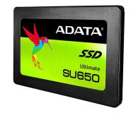 "ADATA 240GB 2,5"" SATA SSD Ultimate SU650 - 405654 - zdjęcie 2"