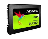 "ADATA 240GB 2,5"" SATA SSD Ultimate SU650 - 405654 - zdjęcie 3"