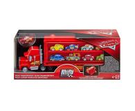 Mattel Disney Cars Mikroauta Transporter z Zygzakiem  - 404629 - zdjęcie 1