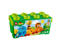 LEGO DUPLO Pociąg ze zwierzątkami - 395109 - zdjęcie 1