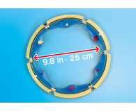 PLAYMOBIL Basen dla fauny morskiej - 405329 - zdjęcie 2