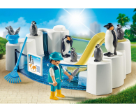 PLAYMOBIL Basen dla pingwinów - 405327 - zdjęcie 3