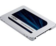 """Crucial 500GB 2,5"""" SATA SSD MX500 - 400625 - zdjęcie 2"""