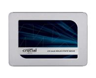 """Crucial 500GB 2,5"""" SATA SSD MX500 - 400625 - zdjęcie 1"""