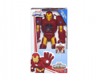 Playskool Super Hero Zbroja mecha Iron Man - 455523 - zdjęcie 2