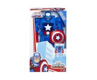 Playskool Super Hero Zbroja mecha Kapitan Ameryka - 455524 - zdjęcie 2