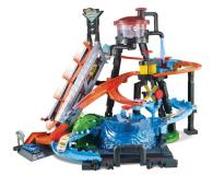 Hot Wheels City Mega Myjnia Atak Krokodyla - 456084 - zdjęcie 1