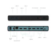 i-tec Thunderbolt3 - HDMI, USB, DisplayPort, 65W, PD - 456371 - zdjęcie 3