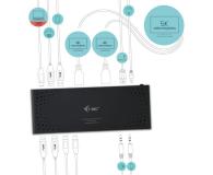 i-tec USB 3.0/USB-C/Thunderbolt 3 Dual Display, PD 65W - 456371 - zdjęcie 4