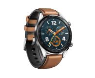 Huawei Watch GT srebrny - 456564 - zdjęcie 1