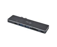 i-tec USB-C - USB, HDMI, Thunderbolt3, SD, PD - 456325 - zdjęcie 2