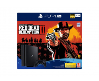 Sony Playstation 4 PRO 1TB + Red Dead Redemption 2 - 436887 - zdjęcie 1