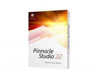 Corel Pinnacle Studio 22 Standard BOX  - 452665 - zdjęcie 1