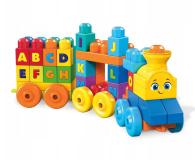 Mega Bloks Muzyczny Pociąg z literkami Klocki  - 452086 - zdjęcie 1