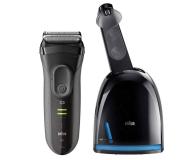 Braun Series 3 ProSkin 3050cc Clean&Charge - 293004 - zdjęcie 1