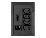 EATON 5E (850VA/480W, 4xIEC, AVR, USB) - 452297 - zdjęcie 2