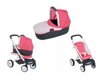 Smoby Wózek 3w1 Maxi Cosi & Quinny - 453438 - zdjęcie 4