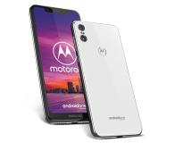 Motorola One 4/64GB Dual SIM biały + etui - 448947 - zdjęcie 7