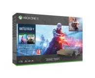 Microsoft Xbox One X 1TB+ Battlefield 5 +BF1943 - 460389 - zdjęcie 1