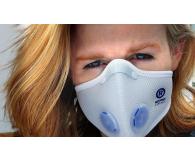Respro Allergy Mask White S - 462031 - zdjęcie 4