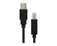 Silver Monkey Kabel USB 2.0 - USB-B 1,8m (do drukarki) - 461253 - zdjęcie 1