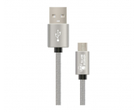 Silver Monkey Kabel USB 2.0 - micro USB 1,5m - 461256 - zdjęcie 1