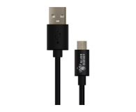Silver Monkey Kabel USB 2.0 - micro USB 2m - 461255 - zdjęcie 1