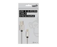 Silver Monkey Kabel USB 2.0 - micro USB 1,5m - 461256 - zdjęcie 2