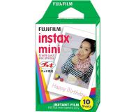 Fujifilm Instax Mini 9 różowy + wkład 10PK + pokrowiec - 393614 - zdjęcie 5
