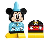 LEGO DUPLO Moja pierwsza Myszka Miki - 465048 - zdjęcie 2