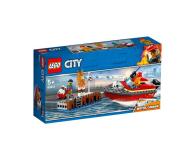 LEGO City Pożar w dokach - 465087 - zdjęcie 1