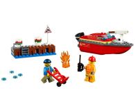 LEGO City Pożar w dokach - 465087 - zdjęcie 2