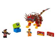 LEGO Movie UltraKocia i Lucy Wojowniczka - 465108 - zdjęcie 2