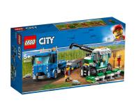 LEGO City Transporter kombajnu - 465098 - zdjęcie 1
