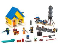 LEGO Movie Dom Emmeta/Rakieta ratunkowa - 465112 - zdjęcie 2